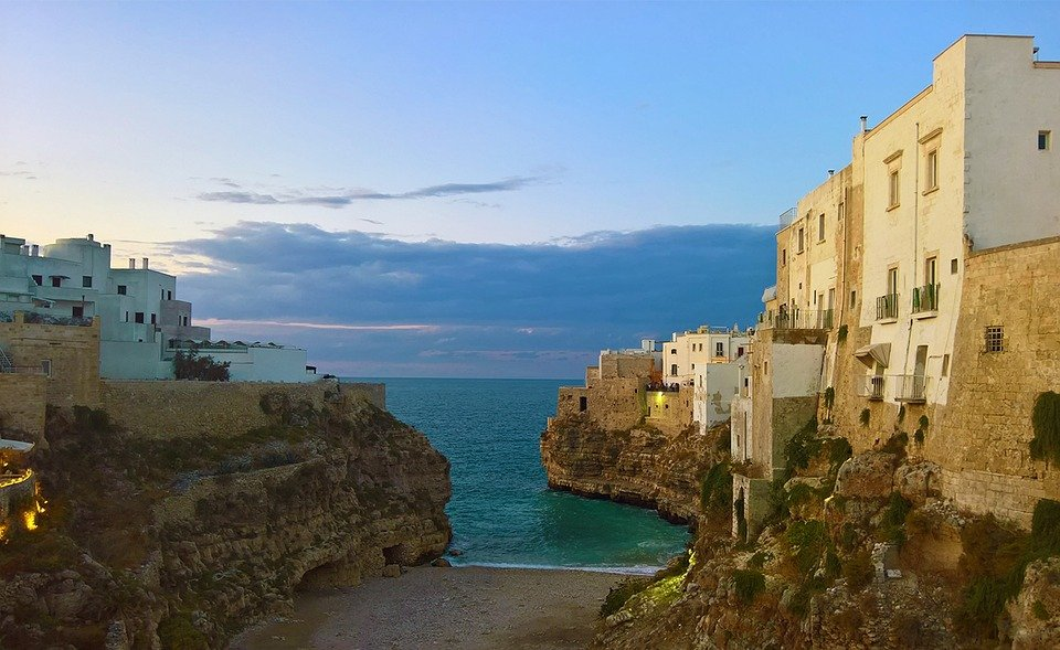 Puglia: sole, mare, vento e non solo...